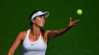 2016 Connecticut Open Quarterfinals   Elina Svitolina vs Elena Vesnina   WTA Highlights