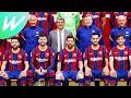 Barcelona First Team photo with Joan Laporta | 2020/21 | Behind-the-Scenes