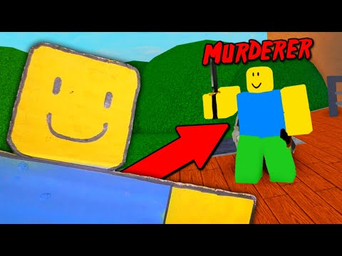 I Am The Best Murderer On Murder Mystery 2. (100% Facts)