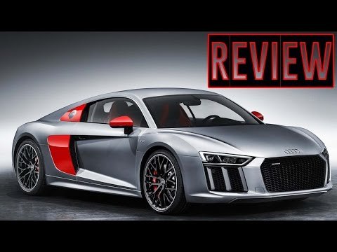 Audi R8 Coupe Audi Sport Edition 2017 - REVIEW