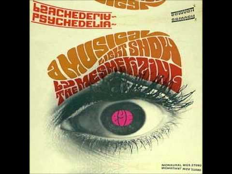 Mesmerizing Eye  - Psychedelia, a music lightshow (1967)
