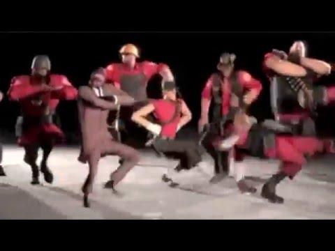 Russian dancing time!