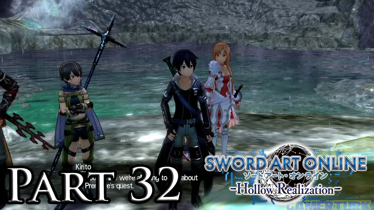 Sword Art Online: Hollow Realization - Rest of the Glyphs! [Part 32/PS4] by  Gamerturk