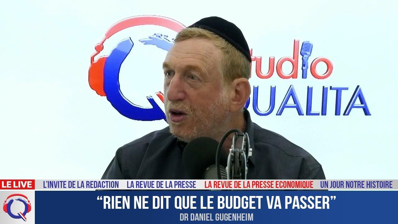 """""""Rien ne dit que le budget va passer"""""""