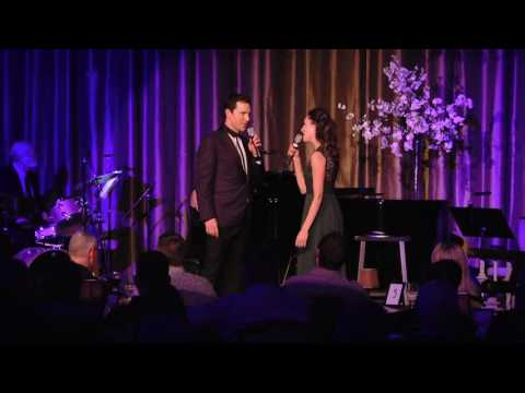 """Laura and Chris Mann sing """"The Song That Goes Like This"""" from SPAMALOT"""
