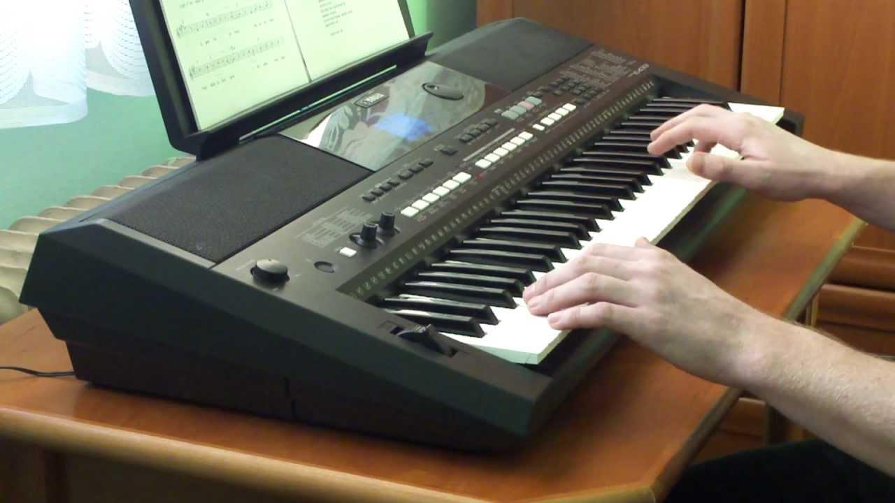 Perfect nie p acz ewka yamaha e433 funnydog tv for Yamaha a3000 keyboard