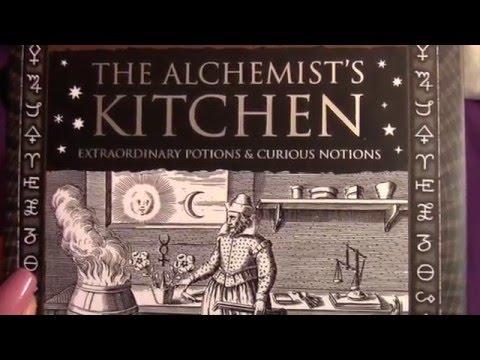 The Alchemist's Kitchen ~ Book Review