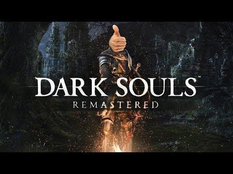 Dark Souls Remastered is Necessary