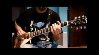 Dire straits-Money for nothing Studio (Guitar cover)