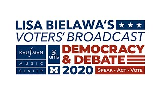 Lisa Bielawa's Voters' Broadcast - Virtual World Premiere