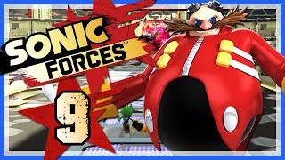 SONIC FORCES # 09 ✊ Infinites Ende! [HD60] Let's Play Sonic Forces