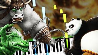 Kung Fu Panda 3 - Kai's Theme (Hans Zimmer - The Arrival Of Kai) Piano Tutorial (Sheet Music + midi)