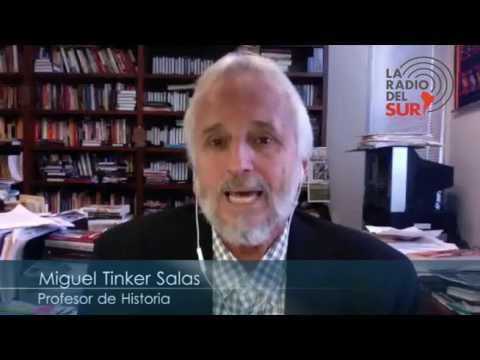 Profesor Tinker Salas analiza elecciones en EE.UU. 2016
