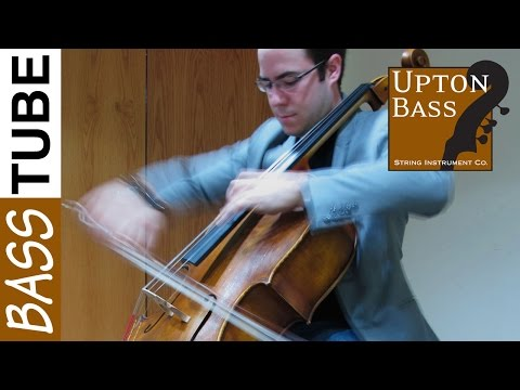 Upton Bass: Introducing the Upton Cello with Blaise Dejardin