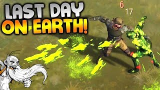 """I GO PEE-PEE ON THE SUITCASE!!!"" Last Day on Earth IOS / Android gameplay"