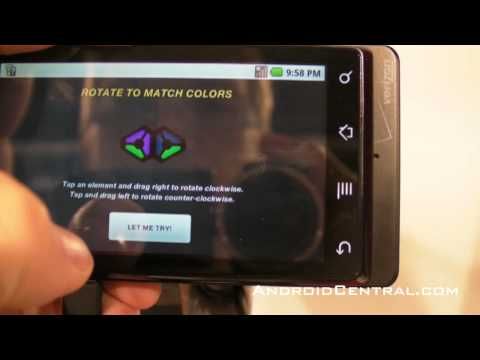 Adobe AIR On The Android-powered Motorola Droid