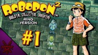 Let's Stream Robopon 2 (Ring Version) 01: In Medias Res