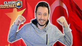 E Spor Türkiye, TÜRKİYE VS ÇİN HARİKA ESPOR MAÇI! W/ SÜRPRİZ KONUK! CLASH ROYALE