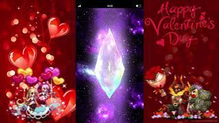 Final Fantasy Brave Exvius - Ignacio and Sieghard Pull - Blessed Valentine Day Luck