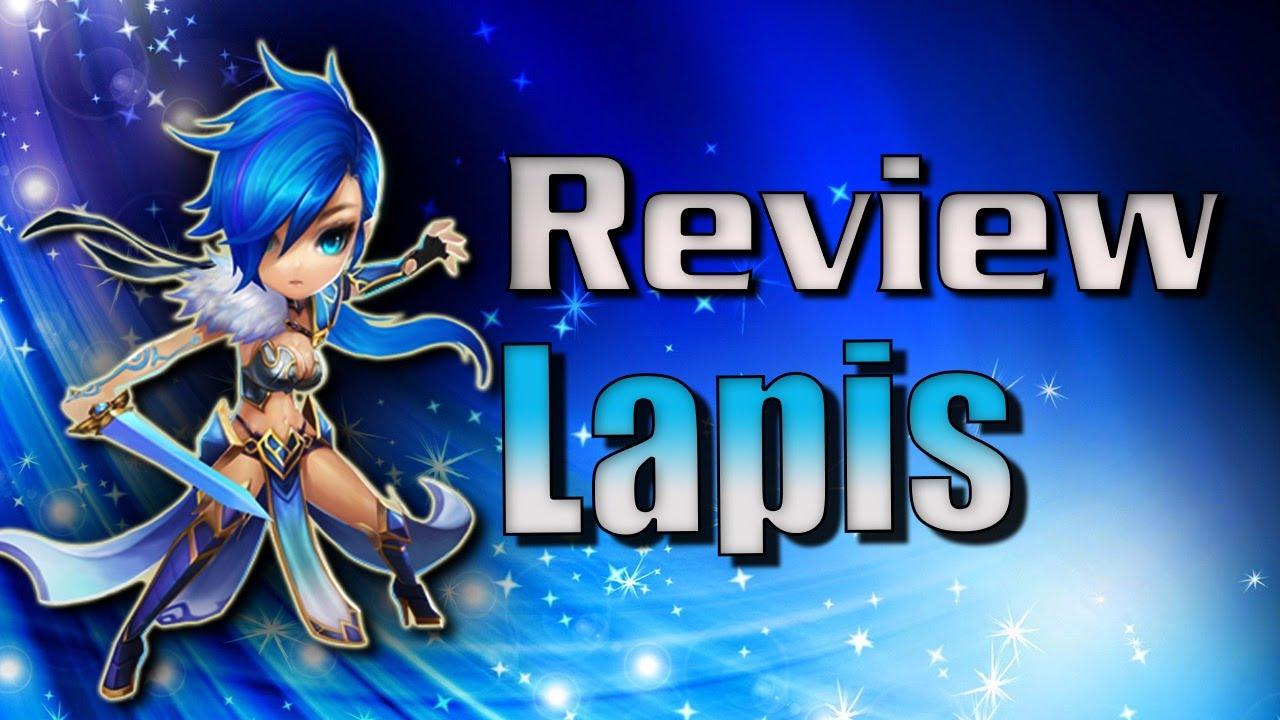 summoners war review lapis water magic knight youtube