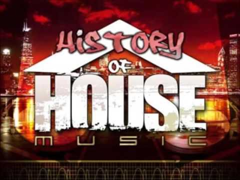 The  History of House music  by Dj Casprov