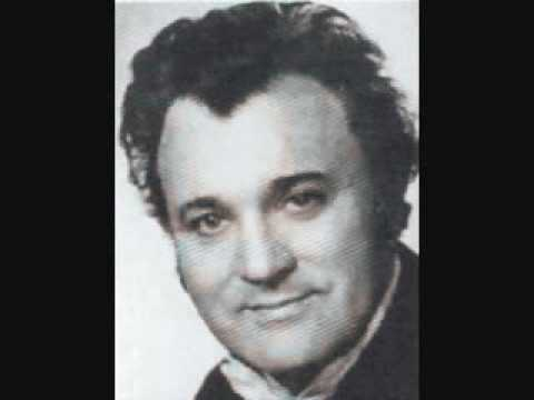 RARE! LIVE IN 1961 Nicolai Gedda sings 3 SONGS BY RACHMANINOFF