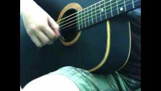 ANH SẼ QUÊN - ktsbin guitar