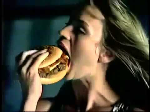 Sexy Commercial Carl's Jr  with Cameron Richardson
