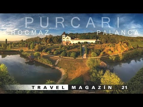 Palanca, Purcari a Crocmaz - Moldavsko [HD] Travel Magazín 021 (Travel Channel Slovakia)