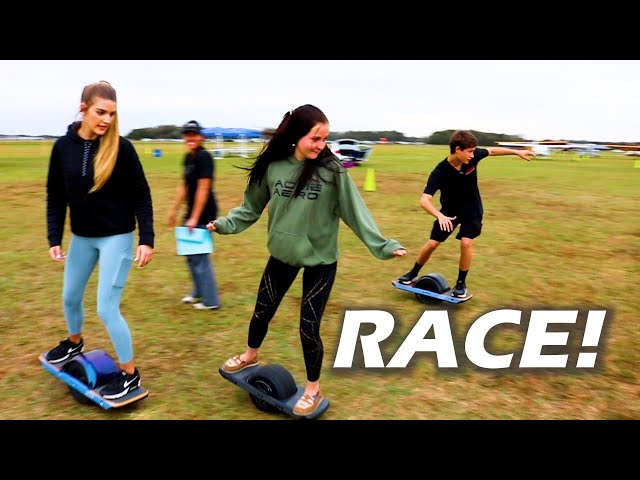Racers Gonna Race - Latin One Wheel - National STOL Series