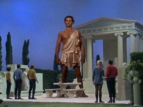 Star Trek - Welcome to Olympus
