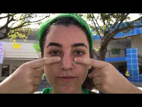 Scheck Hillel Community School Color War 2018 - Green Team Video