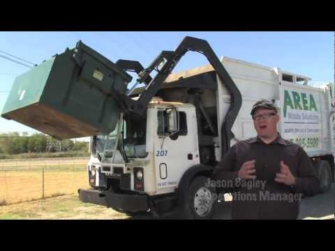 Area Waste Solutions Burleson Texas 76028 Commercial Waste Services