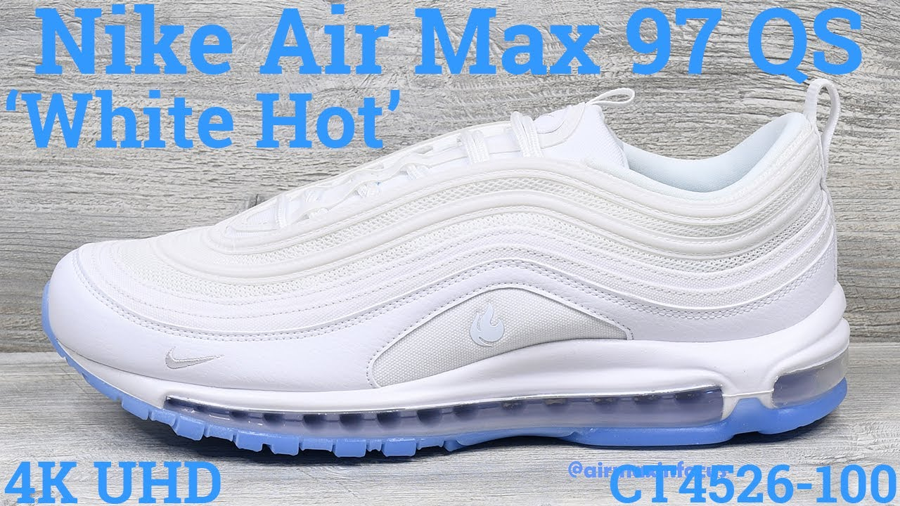 air max 97 white ice