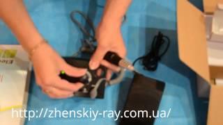 Фрезер для маникюра JD 4500(Машинка для маникюра и педикюра 30 тыс.об.в мин.Мощностью 35 ватт. Более подробно у нас на сайте http://zhenskiy-ray.com.ua/, 2013-04-23T17:33:19.000Z)