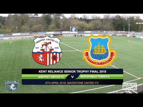 Kent Reliance Senior Trophy Final 2018