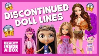 Top 16 Discontinued Doll Lines