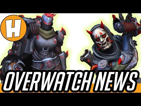 Overwatch News - Season 4 End Date, Overwatch Nexagon Mount, World Cup Teams!