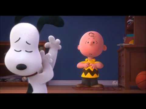 Snoopy dance scene  the peanuts movie