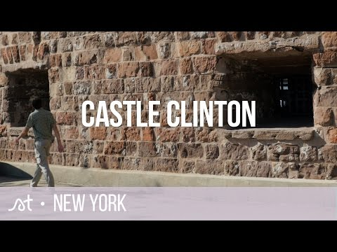 Castle Clinton | Lower Manhattan | New York