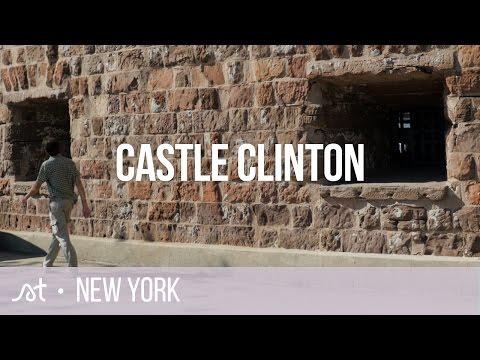 New York | Lower Manhattan | Castle Clinton