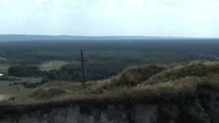 Изюм c высоты 7-ми ветров 08.07.2008г..MPG(Прекрасный вид на г. Изюм в Харьковской области с высоты птичьего полета., 2011-04-17T09:04:43.000Z)