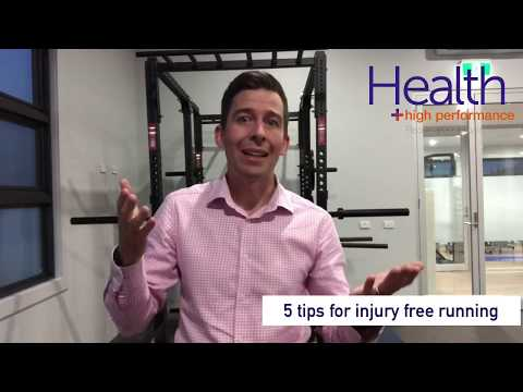 5 tips for injury free running | Melbourne Sports Chiropractor