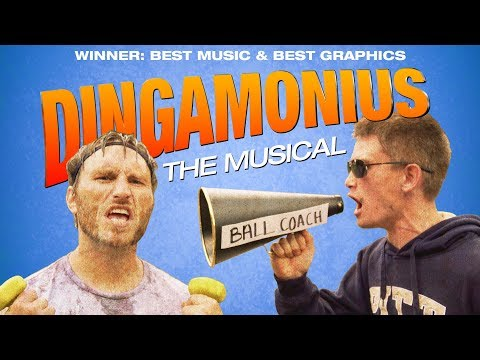 Dingamonius: The Musical - WINNER Pittsburgh 48 Hour Film Project 2016