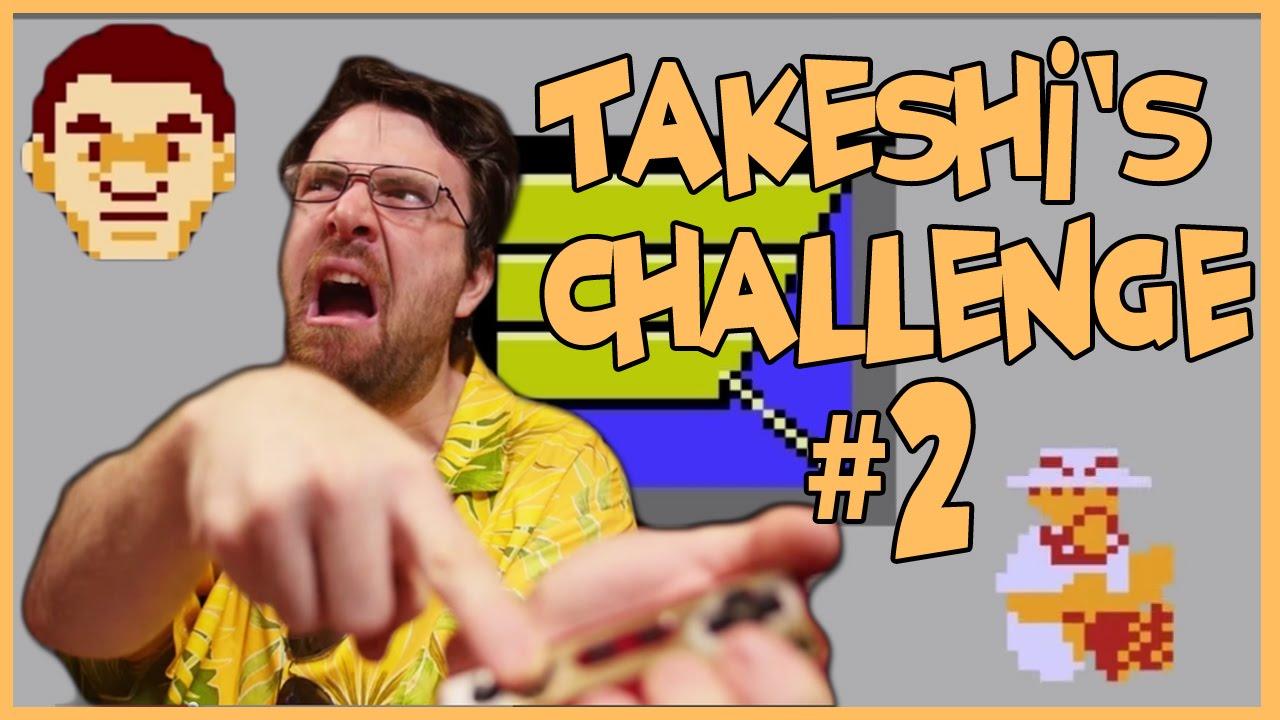 Joueur du Grenier – Takeshi's Challenge – Partie 2 – FAMICOM