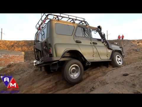 Видео: Покатухи на полуЯпонском УАЗ Hunter. TD27T turbo лучший мотор для УАЗ!!!