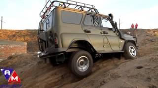 Покатухи на полуЯпонском УАЗ Hunter. TD27T turbo лучший мотор для УАЗ!!!