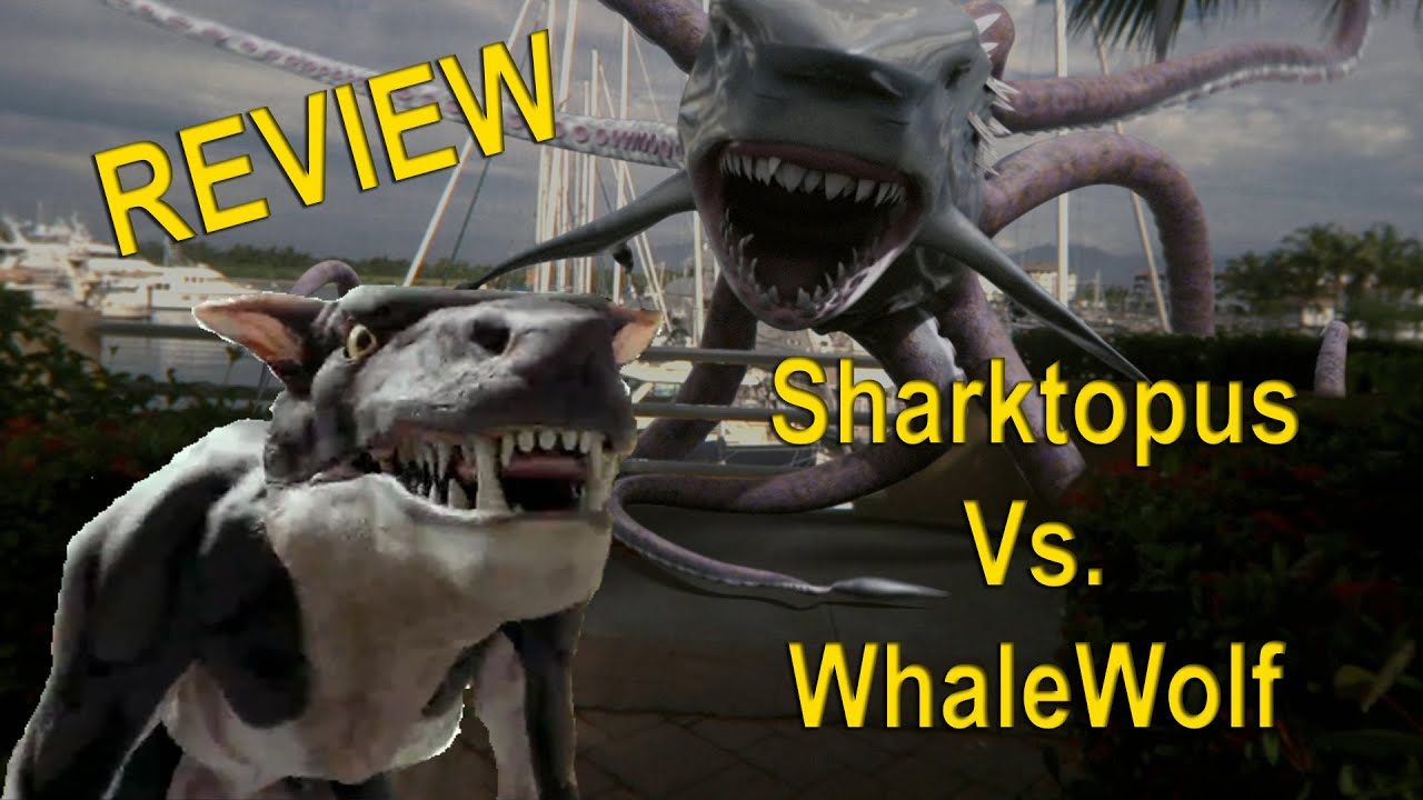 Sharktopus Vs Whalewolf