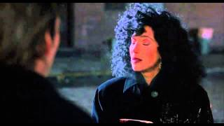 Moonstruck clip - Nicolas Cage and Cher
