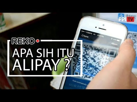 [REKO] Alipay, Sistem Pembayaran Digital Paling TOP di China!